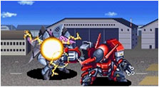 Super Robot Wars: Original Generation Art & Characters Pictures