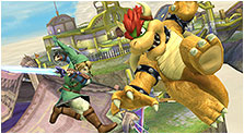 Super Smash Bros. for 3DS and Wii U Art & Characters Gallery