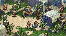 Tactics Ogre: Let Us Cling Together Art & Characters Gallery