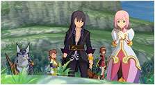Tales of Vesperia Art & Characters Gallery