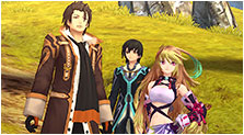 Tales of Xillia Art & Characters Pictures