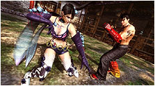 Tekken 6: Bloodline Rebellion Art & Characters Gallery