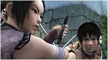 Tenchu: Fatal Shadows Art & Characters Gallery