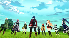 The Legend of Heroes: Trails of Cold Steel II Art & Characters Gallery