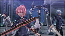 The Legend of Heroes: Trails of Cold Steel III Art & Characters Gallery