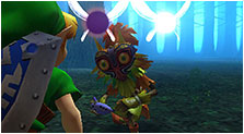 The Legend of Zelda: Majora's Mask Art & Characters Gallery