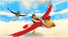 The Legend of Zelda: Skyward Sword Art, Pictures, & Characters