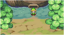 The Legend of Zelda: The Minish Cap Art & Characters Pictures