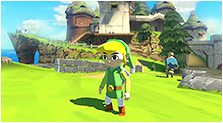 The Legend of Zelda: Wind Waker HD Art, Pictures, & Characters