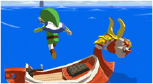 The Legend of Zelda: Wind Waker Art, Pictures, & Characters