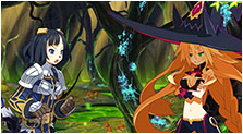The Witch and the Hundred Knight Art & Characters Gallery