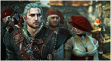 The Witcher 2: Assassins of Kings Art, Pictures, & Characters