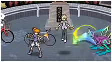 The World Ends with You: Final Remix Art & Characters Pictures