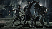 Thief Art & Characters Gallery