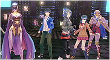 Tokyo Mirage Sessions ♯FE Art & Characters Gallery