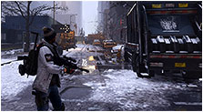 Tom Clancy's The Division Art, Pictures, & Characters