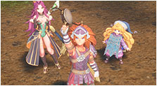 Trials of Mana (Remake) Art & Characters Gallery