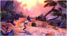 Trine 2 Art, Pictures, & Characters