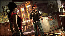 Uncharted 2: Among Thieves Art & Characters Gallery