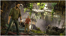 Uncharted 3: Drake's Deception Art, Pictures, & Characters