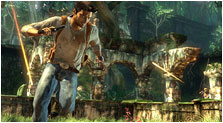Uncharted: Drake's Fortune Art, Pictures, & Characters