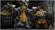 Vagrant Story Art & Characters Gallery