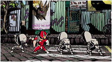 Viewtiful Joe Art & Characters Pictures