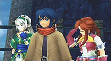 Wild Arms 5 Art & Characters Gallery