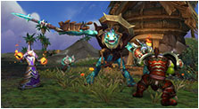 World of Warcraft: Battle for Azeroth Art & Characters Gallery