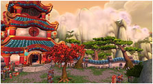 World of Warcraft: Mists of Pandaria Art & Characters Gallery