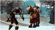 World of Warcraft: Wrath of the Lich King Art & Characters Gallery