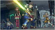 Xenoblade Chronicles 2 Art & Characters Gallery