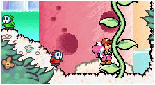 Yoshi's Island DS Art & Characters Gallery
