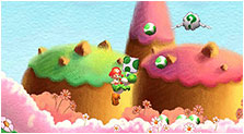 Yoshi's New Island Art, Pictures, & Characters