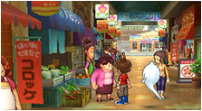 Youkai Watch Art & Characters Pictures