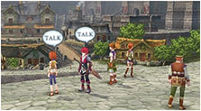 Ys: Memories of Celceta Art & Characters Gallery