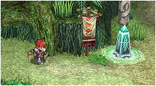 Ys: The Ark of Napishtim Art & Characters Gallery