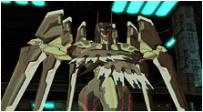 Zone of the Enders: The 2nd Runner Art & Characters Gallery