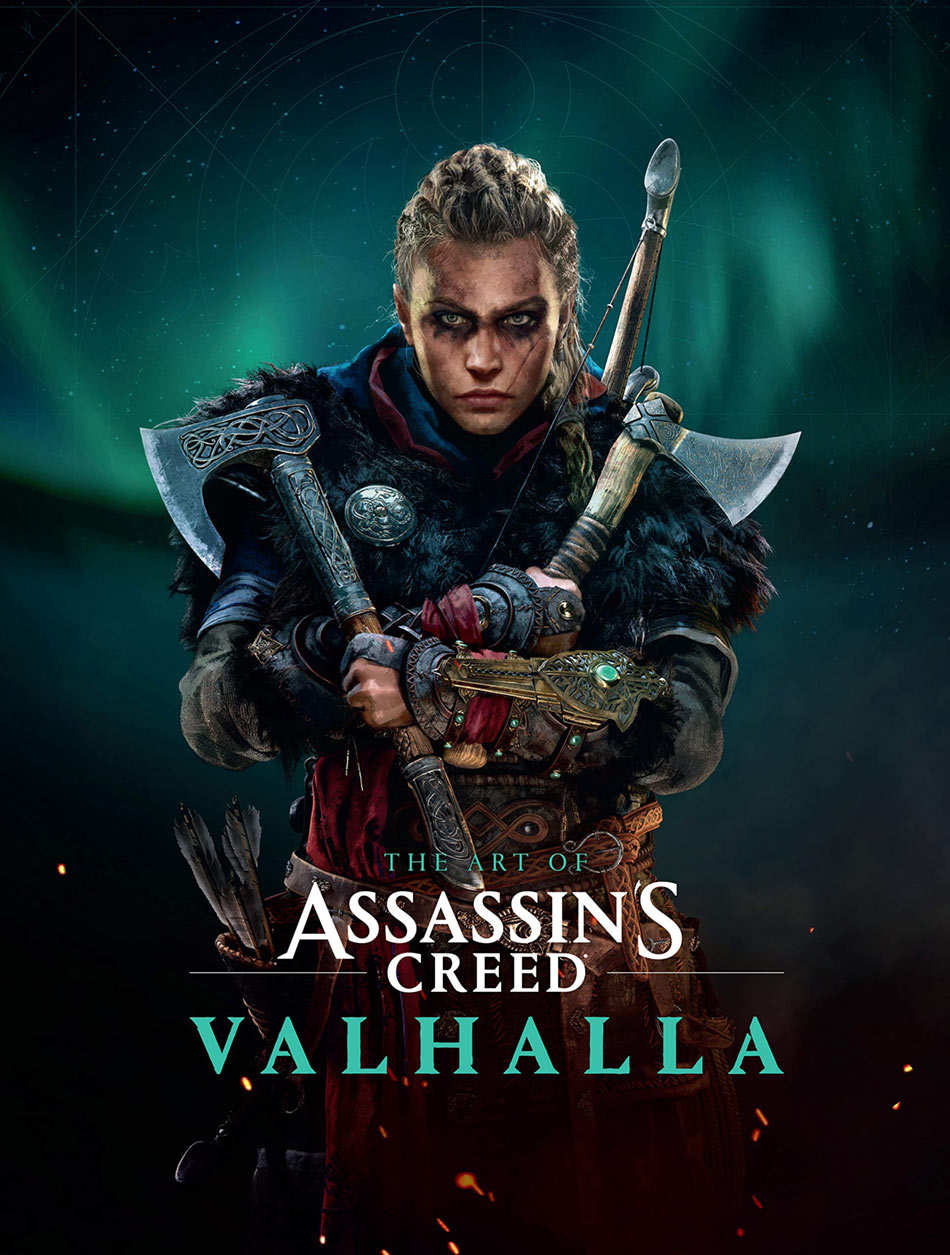 The Art of Assassin's Creed Valhalla Book