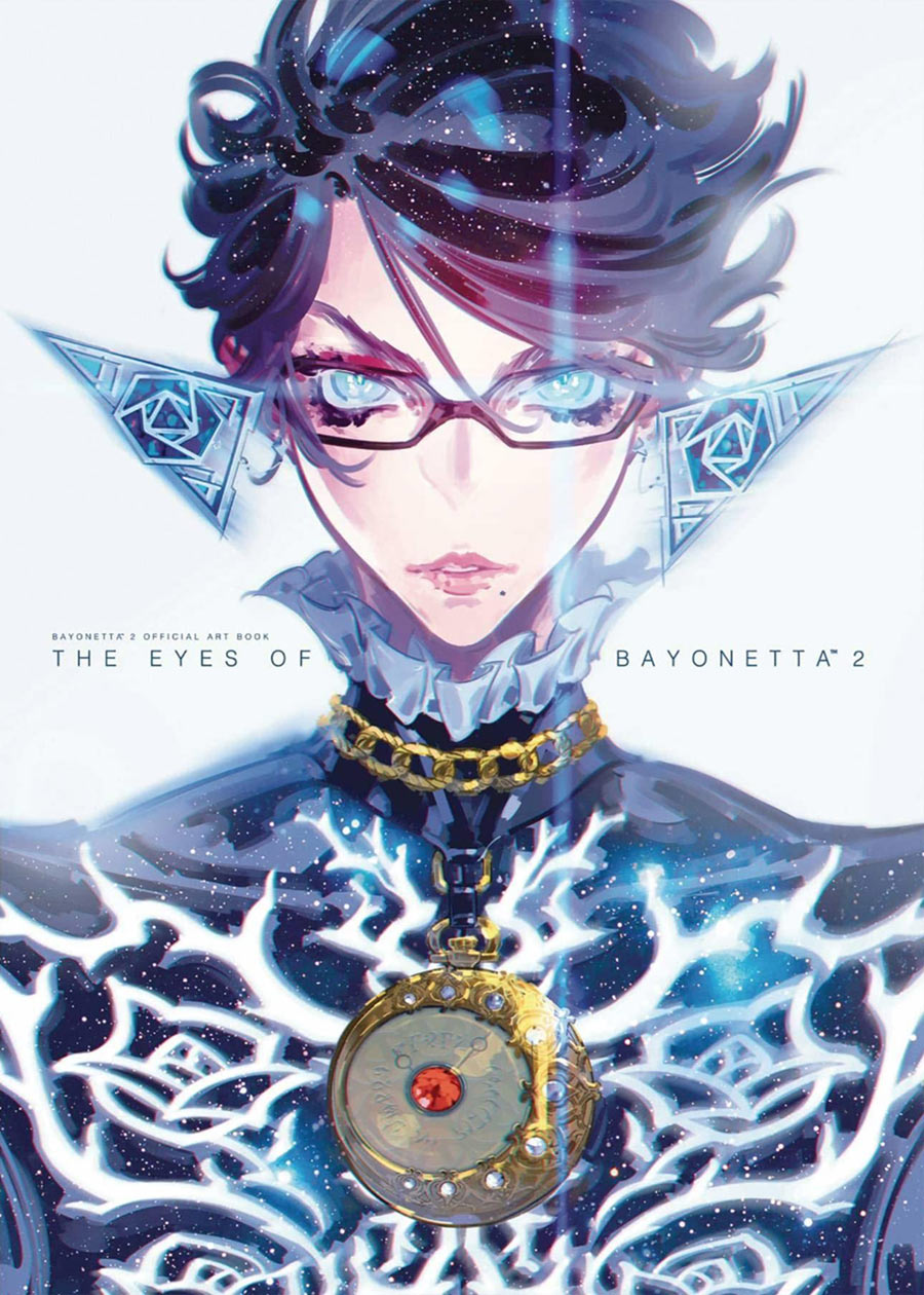 The Eyes of Bayonetta 2 Art Book