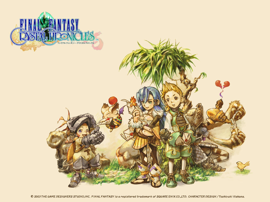 Crystal Chronicles Pictures
